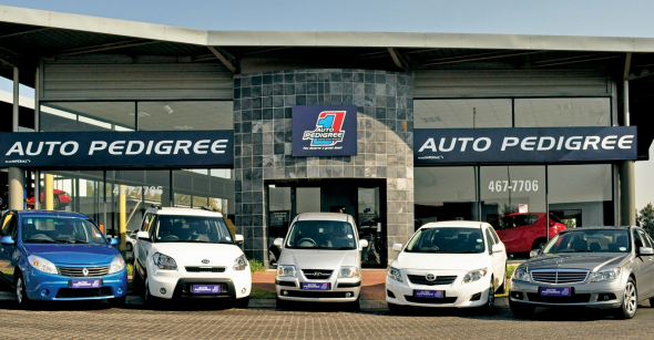Gezina Pretoria Car Dealerships