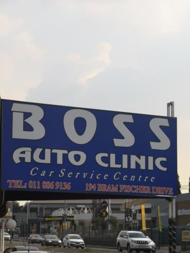 Boss Auto Clinic Car Mechanical Repairs - Air Conditioning